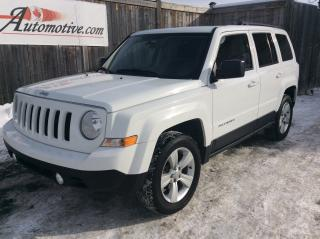 Used 2013 Jeep Patriot sport 4x4 for sale in Stittsville, ON