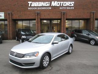 Used 2015 Volkswagen Passat NO ACCIDENT   HEATED SEATS   BLUETOOTH for sale in Mississauga, ON