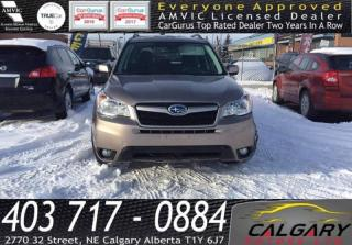 Used 2015 Subaru Forester 5dr Wgn Auto 2.5i Convenience PZEV for sale in Calgary, AB