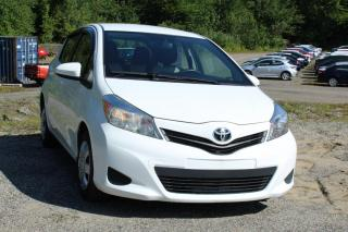Used 2012 Toyota Yaris Hayon 5 portes for sale in Shawinigan, QC