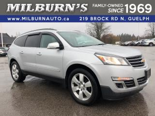 Used 2014 Chevrolet Traverse LTZ for sale in Guelph, ON