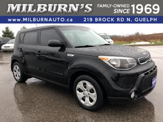 Used 2015 Kia Soul LX for sale in Guelph, ON