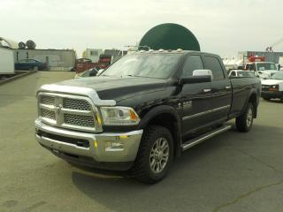 Used 2014 Dodge Ram 3500 Laramie Crew Cab Long Box 4WD Diesel for sale in Burnaby, BC