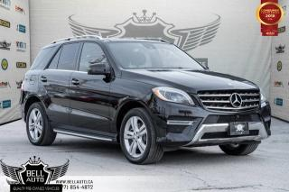 Used 2014 Mercedes-Benz ML-Class ML 350 BlueTEC, BACK-UP CAM, NAVI, PANO ROOF, BLUETOOTH for sale in Toronto, ON
