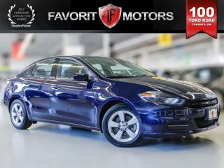 Used 2015 Dodge Dart BLUETOOTH | CRUISE CONTROL | ALLOY for sale in North York, ON