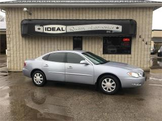 Used 2006 Buick Allure CX for sale in Mount Brydges, ON