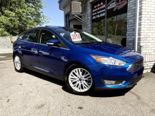 Used 2018 Ford Focus Titanium à Hayon for sale in Longueuil, QC
