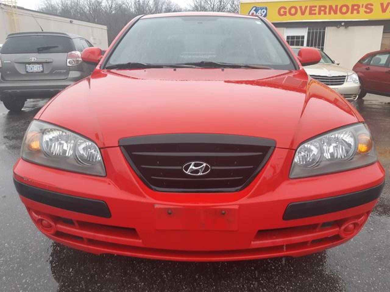 2005 Hyundai Elantra GL w/Air Pkg