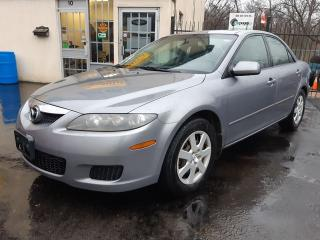 Used 2007 Mazda MAZDA6 GS for sale in Dundas, ON