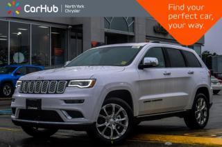 New 2019 Jeep Grand Cherokee New Car Summit 4x4|BrakeAsst|SatRadio|20