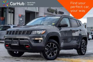 New 2019 Jeep Compass New Car Trailhawk AWD|Safe/Security,CldWthr Pkgs|17
