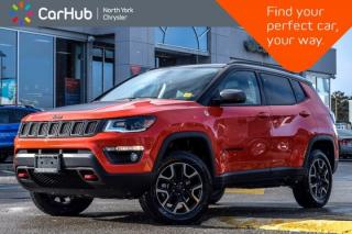 New 2019 Jeep Compass New Car Trailhawk AWD|Beats,Safe/Security,PremiumLight,CldWthr Pkgs for sale in Thornhill, ON