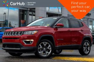 New 2019 Jeep Compass New Car Limited AWD|Adv.Safety,Safe/Security Pkgs|18