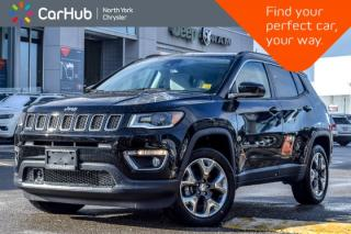 New 2019 Jeep Compass Limited|New Car|AWD|BeatsAudio,Adv.Safety,Prem.Lighting,Safe/Security Pkgs for sale in Thornhill, ON