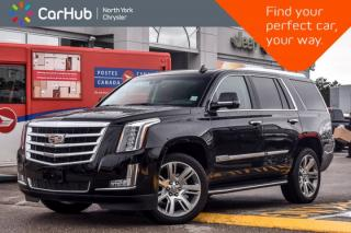 New 2018 Cadillac Escalade LUXURY|AWD|Sunroof|BOSE|Keyless_Entry|GPS|Backup Cam|22