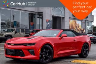 Used 2018 Chevrolet Camaro SS|6.2L V8|BOSE Audio|HUD|WirelessCharge|Nav|20