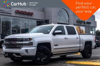 Used 2018 Chevrolet Silverado 1500 High Country|Sunroof|Nav|BoseAudio|TonneauCover for sale in Thornhill, ON