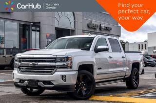 Used 2018 Chevrolet Silverado 1500 High Country 4x4|BOSE|Sunroof|Bedliner|Tonneau_Cover for sale in Thornhill, ON