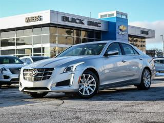 Used 2014 Cadillac CTS for sale in Ottawa, ON