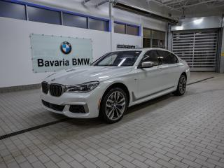 New 2019 BMW 7 Series 760Li xDrive Sedan for sale in Edmonton, AB