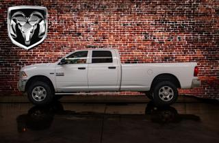 Used 2016 RAM 3500 4x4 Crew Cab SXT Longbox for sale in Red Deer, AB