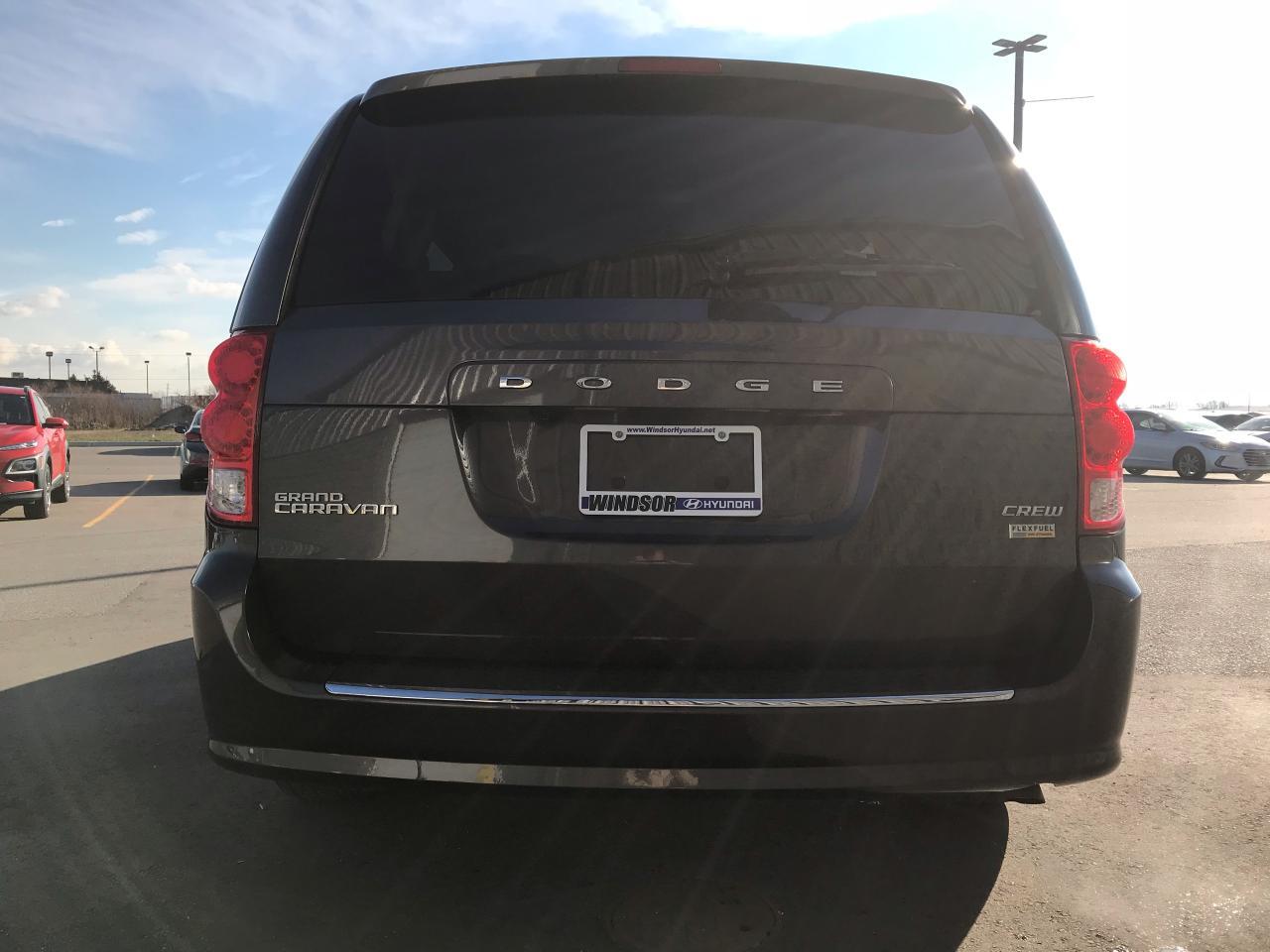 2018 Dodge Grand Caravan
