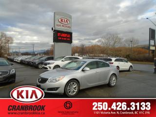 Used 2016 Buick Regal for sale in Cranbrook, BC