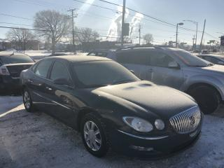 Used 2008 Buick Allure Berline 4 portes CX for sale in Lévis, QC