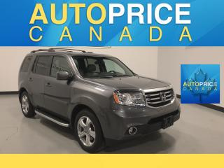 Used 2014 Honda Pilot EX-L NAVIGATION|REAR CAM|LEATHER for sale in Mississauga, ON