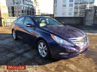Used 2012 Hyundai Sonata for sale in Vancouver, BC