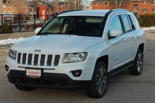 Used 2014 Jeep Compass Limited Leather | CERTIFIED for sale in Waterloo, ON
