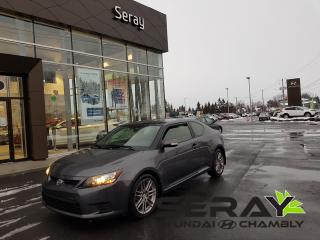Used 2013 Scion tC A/C for sale in Chambly, QC