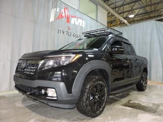 Used 2019 Honda Ridgeline Black Edition for sale in Rouyn-Noranda, QC