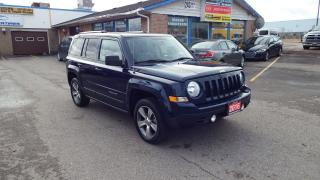 Used 2016 Jeep Patriot High Altitude/SUNROOF/HEATED/ALLOY/$14900 for sale in Brampton, ON