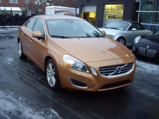 Used 2012 Volvo S60 T6 for sale in Montréal, QC