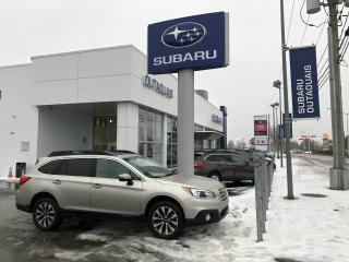 Used 2016 Subaru Outback Outback 2.5i Limited/Tech for sale in Gatineau, QC