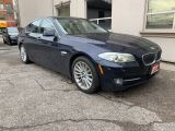 Photo of Blue 2011 BMW 535xi