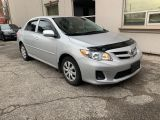 Photo of Silver 2012 Toyota Corolla