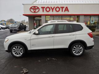 Used 2016 BMW X3 xDrive28i for sale in Cambridge, ON