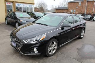 Used 2018 Hyundai Sonata SPORT for sale in Brampton, ON