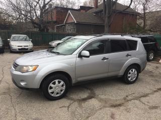 Used 2007 Mitsubishi Outlander LS for sale in Toronto, ON