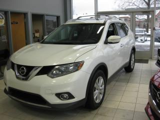 Used 2014 Nissan Rogue SV FWD TOIT PANO CAMERA for sale in Trois-Rivières, QC