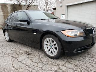 Used 2007 BMW 3 Series 328xi/AWD/HEATED LEATHER SEATS/SUNROOF/EXTRA CLEAN for sale in Scarborough, ON