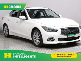 Used 2015 Infiniti Q50 AWD NAV TOIT MAGS for sale in St-Léonard, QC