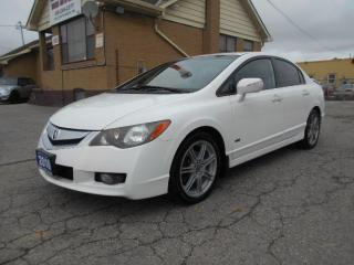 Used 2010 Acura CSX i-TECH Tech Package 2.0L Automatic Leather Sunroof for sale in Rexdale, ON