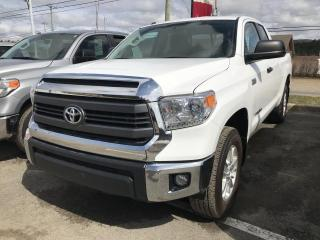 Used 2015 Toyota Tundra SR 5,7 L Double Cab 4RM 146 po for sale in Val-David, QC