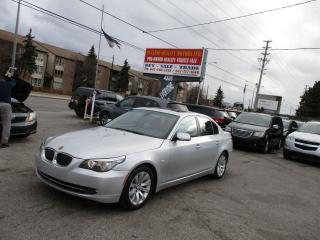Used 2008 BMW 5 Series 528i leather,sunroof,luxury !!! for sale in Toronto, ON