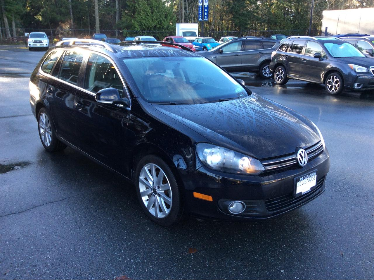2014 Volkswagen Golf Wagon