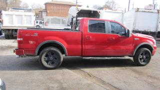 Used 2008 Ford F-150 fx4 4 door 4x4 sunroof leader for sale in North York, ON