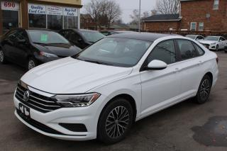 Used 2019 Volkswagen Jetta Highline LEATHER SUNROOF for sale in Brampton, ON